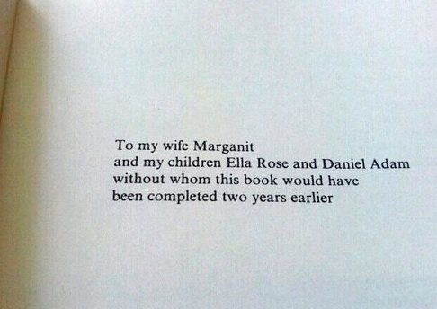 funny dedication